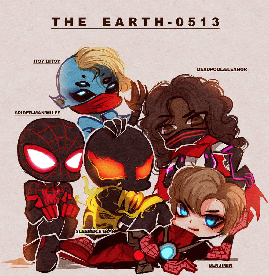 Earth-0513 by NanakoBlaze