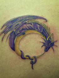 Lunar Dragon by Kattsntatts