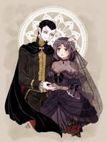 The Night:Wedding by NanaHana773