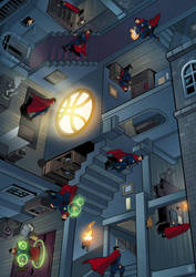 Doctor Strange! by ChickenzPunk
