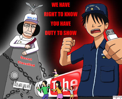 Informational  Coup by gomyugomyu
