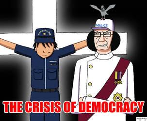 The Crisis of Democracy by gomyugomyu
