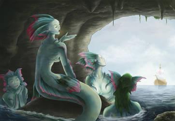 Sirena by 23rdAngel