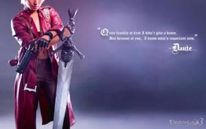 JACK-POT: Dante by 23rdAngel