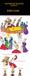 King Lear by JgalDragonborn