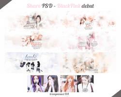 [PSD] BLACKPINK'S DAY by TrangMisue