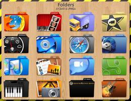 Folders by CreativePixel