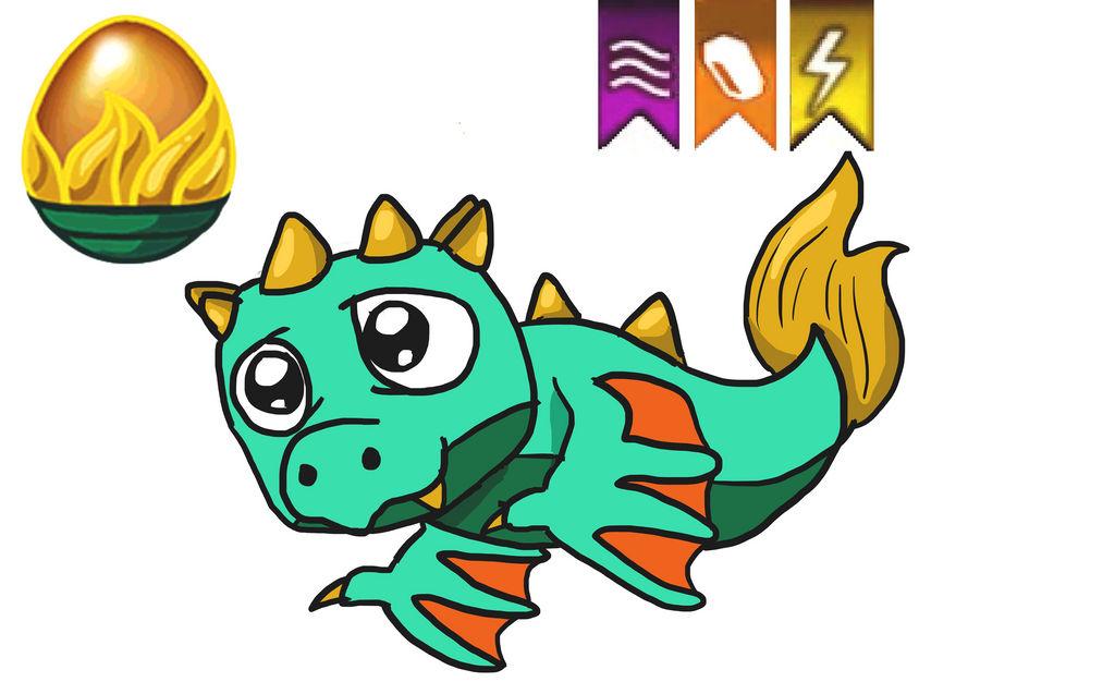 Dragonvale Liberty Dragon By Vaporeon1511 On Deviantart