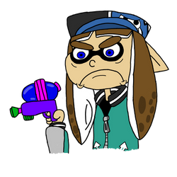 An Angery Woomy by vaporeon1511
