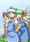 Fairy Friendship by Ragathol