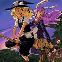 Story of Easter Wonderland by Ragathol