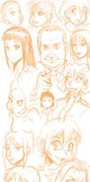 Faces by Ragathol