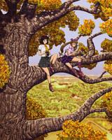 Tengu Tree by Ragathol