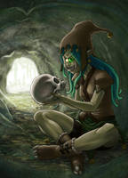 The Al in the cave by Ragathol