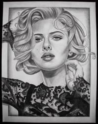 Scarlett Johansson by Clutch-MFD