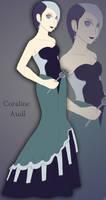 PGA- Coraline's Dress by athorment
