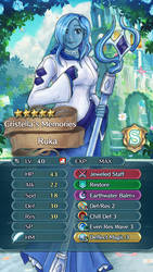 FEH Unit Builder - Ruka by athorment