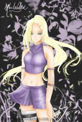 Yamanaka Ino - Mindwalker by Lems