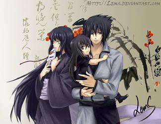 TCT - Uchiha Family by Lems