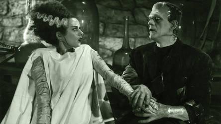 Bride Of Frankenstein by foltl