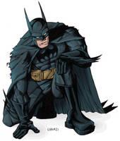 Le Batman by chamzi