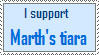 I support Marth's tiara stamp by Black-Kat-55