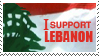 I Support LEBANON by ZODC