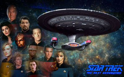 Star Trek Saga - The Next Generation (1) by Camuska