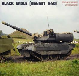 Mini  640 Black Eagle  by PixelPanzers