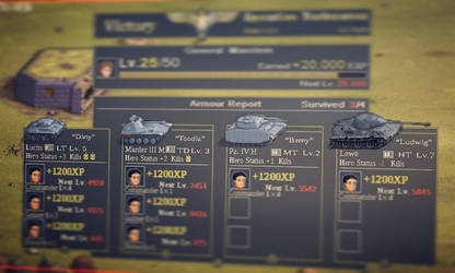 Pixel Panzers Mobile  Handheld Game by PixelPanzers