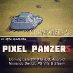 Pixel Panzers  by PixelPanzers