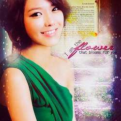 Choi Sooyoung   Blend 2 by lillullabyblue