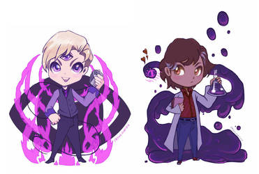 WTNV - Cecilos Chibis by kacfrog711