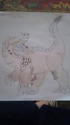 Shinka, Avatar of Evolution (LF) (Color Variant) by loserhq