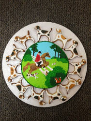 Fox Hunt Cookie Set by The-EvIl-Plankton