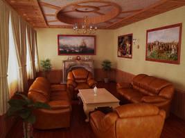 classic room by hesamsaken