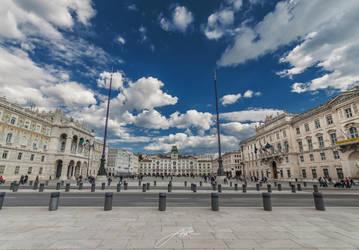 Piazza Grande by Koljan