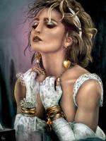 Madonna - Colored by LadyOrange