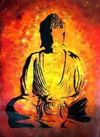 Buddha by Madhur-Goyal