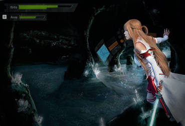 Swort Art Online - Asuna Cosplay by YumiCosplay