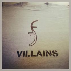 Villains T-Shirt by Vanrogue