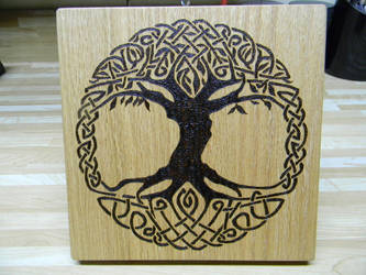 Tree of Life by TradArcher