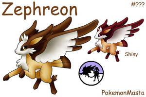 Zephreon by PokemonMasta
