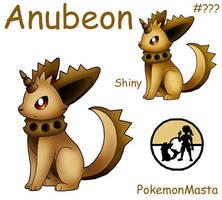 Anubeon by PokemonMasta