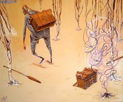 Coureur Des Bois: Wanigan by Beaston