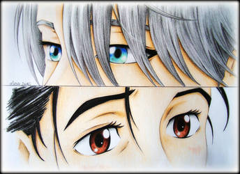 Victuuri, with love by LizzziebyLisaCosta