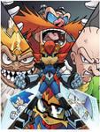 Sonic Cover by AlkalineAzel