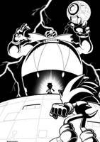 Master of the Little Planet by AlkalineAzel