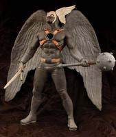 Hawkman by kdawg59