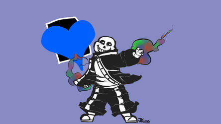 (Spoilers!) Sans: You're Gonna Have a Bad Time... by Arkveveen